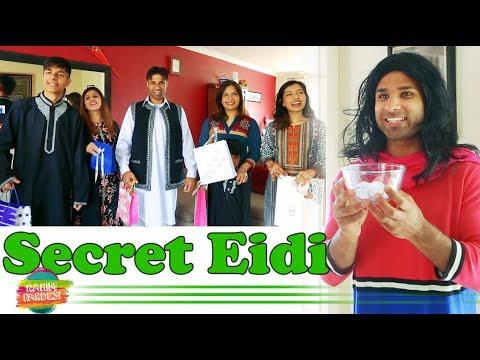 Secret Eidi Rahim Pardesi