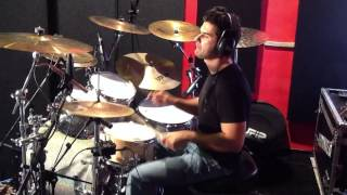Dream Theater - The dance of eternity 10% FASTER!!! (drum cover)