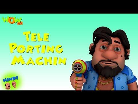 teleporting machine
