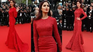 Katrina Kaif Sizzles At Cannes Film Festival 2015 - 2nd Day