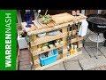 Download Video Download Pallet BBQ Station - Make the Best Outdoor Grill Area - Easy DIY by Warren Nash 3GP MP4 FLV
