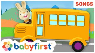 Nursery Rhymes Compilation | Harry The Bunny Wheels on The Bus, Twinkle Twinkle and more | BabyFirst