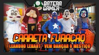 CARRETA FURACÃO (Vem Dançar o Mestiço) (Drum Cover) #126