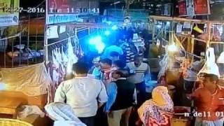 বাংলাদেশের একটি ভয়ংকর ভিডিও ... Dhaka krishi market  2017