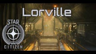 Star Citizen 3.3.5 - Lorville Complete Immersive Tour in 1H - Exploration preparation | 4K | 2080-Ti