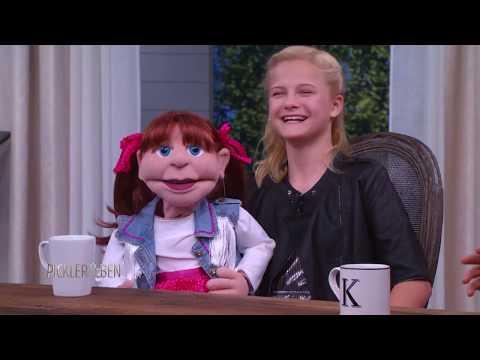 AGT Winner Darci Lynne Farmer Performs with Her Puppet Pal Pickler & Ben