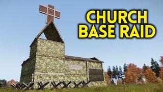 ARMA 3 Exile - Part 78 - CHURCH BASE RAID