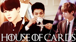 BTS | House of Cards [fanfiction trailer]