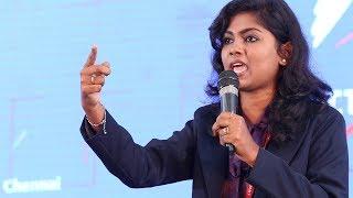 I am not a Survivor! I am a Conqueror | Ashwini Govindaraju