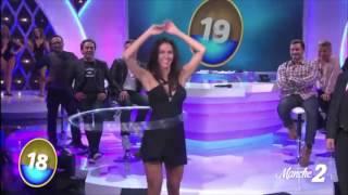 ليلى بن خليفة في DANCING WITH THE STARS