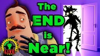 This is GOOD-BYE, Neighbor!   Hello Neighbor Ending (Official Release - Part 5)