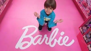 Barbie, Nerf, Lego Batman and More - Spanish Toys R Us Family Fun Shopping