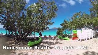 Virgin Islands Best Beaches - My favorite USVI & BVI beaches