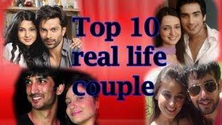 top 10 real life couple