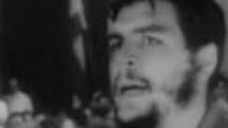 El Che Guevara, hasta la victoria siempre!