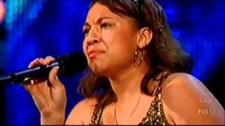 Melanie Amaro X Factor