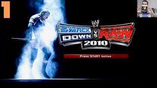 WWE SmackDown vs. Raw 2010: Road to WrestleMania #1
