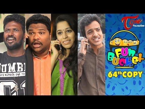 Fun Bucket 64th Copy Funny Videos by Harsha Annavarapu TeluguComedyWebSeries