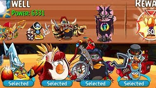 Angry Birds Epic - PvP Arena Mission Season Collection! - Part 280