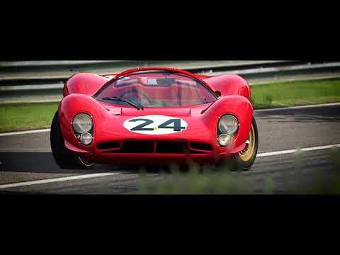 Assetto Corsa  Ferrari 70ᵗʰ Anniversary Celebration Pack - 330 P4
