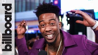 Desiigner on Upcoming BTS & Steve Aoki Collaboration: It's Going to be Insane! | AMAs 2017