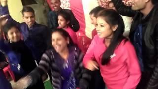 Garhwali dance wedding