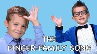 The Finger Family Song | Finger Family | Nursery Rhymes | Kids Songs | Baby Songs | Family Finger