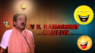 V.K Ramasamy Comedy Collection | Tamil Comedy Scenes Latest | Tamil Comedy Movies Full 2015
