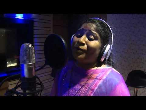 Thusa singing for PORKUTRAM movie