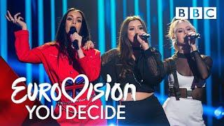MAID perform 'Freaks' - Eurovision: You Decide 2019 - BBC