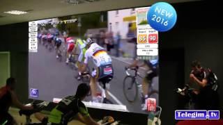 Nuevos Visores de Telegim.TV para Ciclo Indoor
