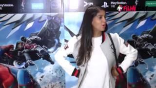 Celebrity Screening Of Superhero Film Spider-Man- Filmibeat Tamil