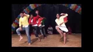 TRIVENI IFEST 2010 ossa re{TELUGU MASS SONG}