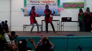 Saxy dance 2016