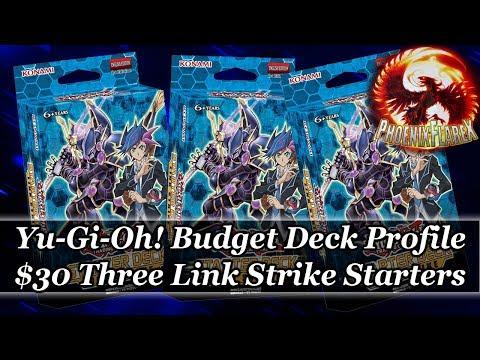 Xxx Mp4 Yu Gi Oh Budget Deck Building 30 3x Link Strike Starter Deck Profile Budget Link Combo Deck 3gp Sex