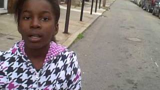 *MUST SEE* NEW FOOTAGE OF THE SOUTH WEST PHILLY YOUNG PURSE THIEF