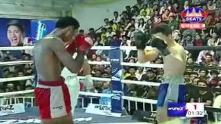 Soth Bunthy vs Super (Thai) Seatv Khmer boxing 30/12/2018