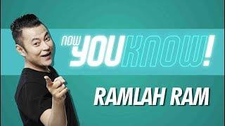 Now You Know: Ramlah Ram Hampir Tak Jadi Penyanyi?