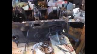Gray Marine Firreball Four 50 -Direct Drive propulsion 2015 Partie 1