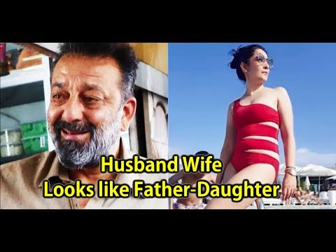 Top 10 Bollywood Husband - Wife Look Like Father-Daughter | Mom-Son
