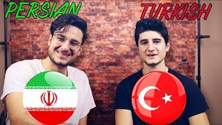 Learning Our Native Language (Turkish Vs Persian)