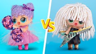 12 Clever LOL Surprise Dolls Hacks And Crafts