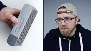 speaker with a secret trick