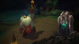 Zafer Yolları: Can Dostu Bard - League of Legends