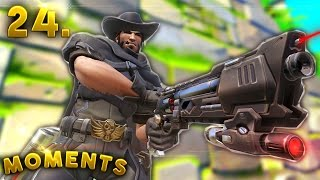 WAS THAT 1320 HOURS OF MCCREE..!?   Overwatch Daily Moments Ep. 24 (Funny and Random Moments)