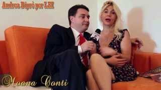 Moana Conti confessa di bere caraffe di sperma ad Andrea Diprè