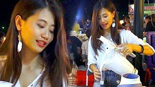Street Foods Compilation - The Most Sweetest Milkshake Ever, Vietnam Girl Egg Pizza, H