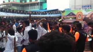 VEDALAM_Thala fans celebration Kerala (THRISSUR)