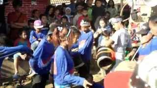 Reak Trance Dance in Cibodas, West Java