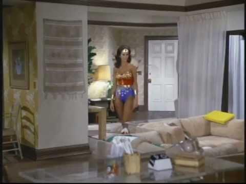 Wonder Woman Defeated by a Nazi Wonder Woman
